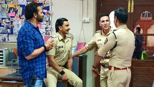Akshay Kumar replies to IPS officer who noticed error in Sooryavanshi pic: 'Janab, this is BTS pic'