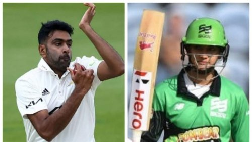 'When someone films a movie, watch it in theatre and then criticise it': India's Ashwin finds The Hundred 'enjoyable'