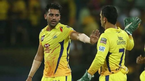'No we're not reviewing': MS Dhoni explains why he turned down Deepak Chahar's plea for a DRS in PBKS vs CSK IPL match
