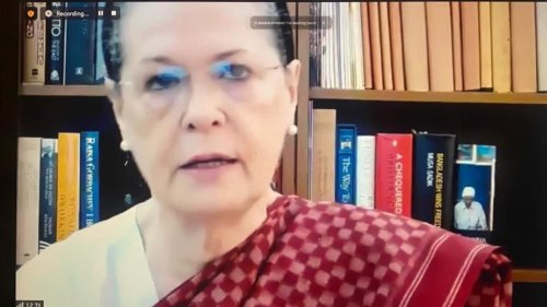 System hasn't failed, Modi government has: Sonia Gandhi on Covid-19 crisis