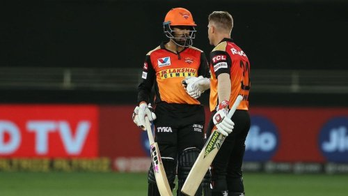 IPL 2021: How can David Warner's Sunrisers Hyderabad solve Wriddhiman Saha's batting woes against Mumbai Indians?