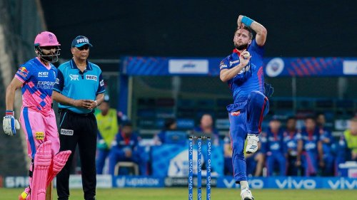 IPL 2021 points table: RR's win drags DC down. Avesh Khan, Chris Woakes in Purple Cap top 5