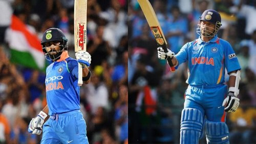 'Trying to get to Tendulkar's record of 100 int'l hundreds': Hogg gives his take on Kohli stepping down as T20 captain