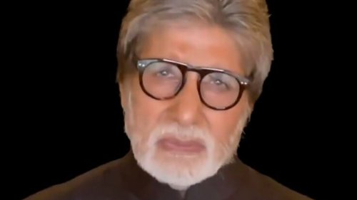 Amitabh Bachchan urges people globally to help India fight against Covid-19: 'Every effort counts'