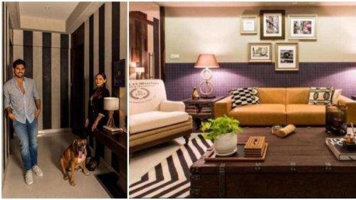 Step inside Sidharth Malhotra's fuss-free Mumbai bachelor pad, designed by Gauri Khan. See pics