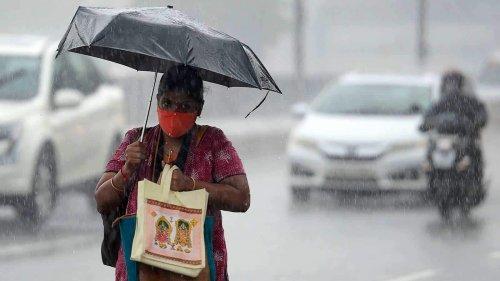 IMD issues rainfall alert for Delhi-NCR, UP; thunderstorms likely