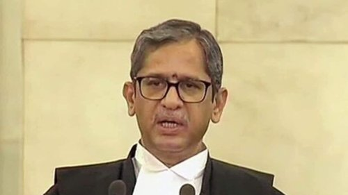 'Thank you, your honour': Class 5 girl writes to CJI Ramana over Covid, gets a reply