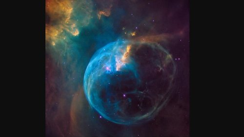 Nasa shares fantastic shots of the universe, pictures will leave you amazed