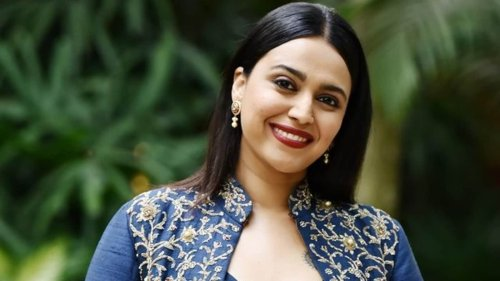 Swara Bhasker jokingly calls out parents on family WhatsApp group: 'Please flirt on bilateral chat'