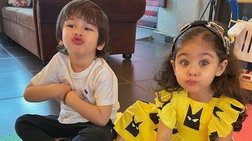 Soha Ali Khan feels Inaaya would be an 'amazing older sister' to Kareena Kapoor's second son
