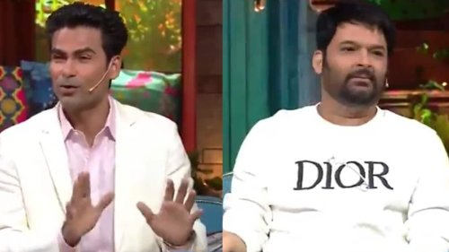 Kapil Sharma speechless as Mohammad Kaif roasts him, Virender Sehwag says 'galat aadmi se panga le liya'. Watch