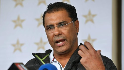 Waqar Younis apologises for his 'namaz' comment after India-Pakistan T20 World Cup match