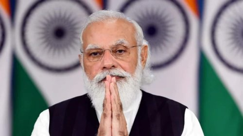 How was PM Modi allowed in US despite having taken Covaxin? Shiv Sena questions