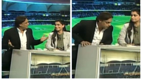 Shoaib Akhtar takes off mic, walks out of TV show after host calls him 'rude' on-air, issues statement on Twitter