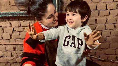 Kareena Kapoor says she and Taimur Ali Khan are fans of Super Dancer 4, reveals her favourite contestant
