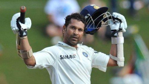 India legend Sachin Tendulkar pips Kumar Sangakkara to be voted 'Greatest Men's Test Batsman' of 21st century