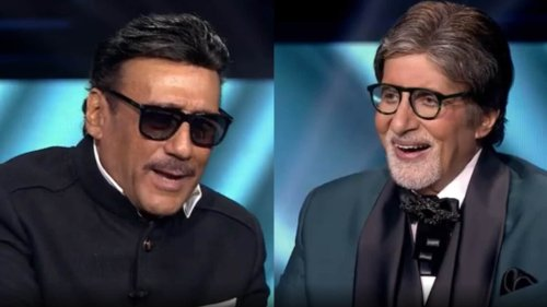 KBC 13: Jackie Shroff says he once approached Amitabh Bachchan for autograph but was stopped by Abhishek, Shweta