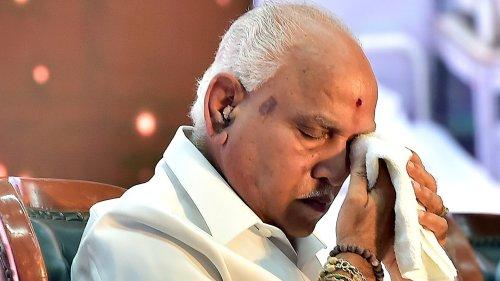 'Karnataka BJP will be washed away in tears': Seer on Yediyurappa's resignation