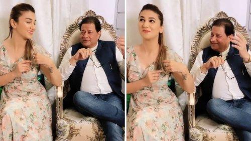Anup Jalota sings Mujhe Jab Se Hua Hai Pyaar for Jasleen Matharu in new video, fans say 'kabhi girlfriend kabhi student'