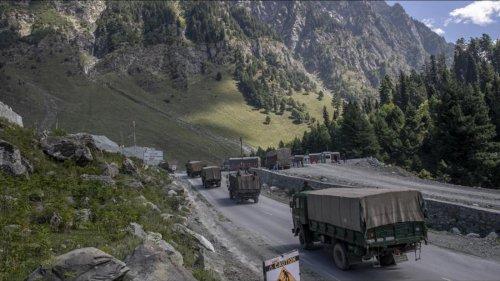 China adopts new land border law amid military impasse with India