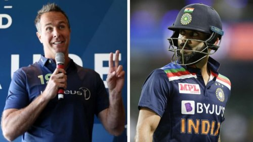'You all say Virat Kohli is the best purely to get few more clicks, likes and numbers': Michael Vaughan