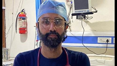 Indian-American Sikh doctor returns to roots to assist in Covid fight