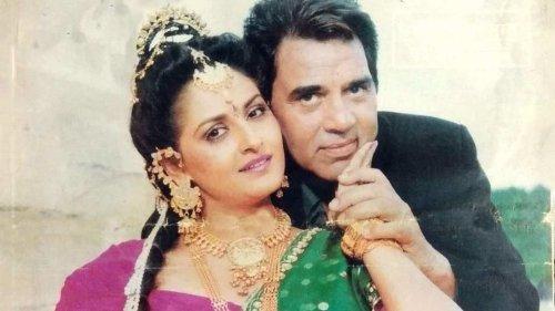 Jaya Prada reveals Dharmendra would get embarrassed during romantic scenes, dubs Shatrughan Sinha 'kanjoos'