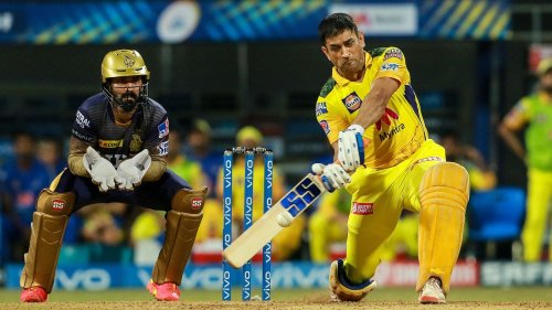'When you put a question like that, you see what's in his eyes': Dhoni reveals biggest positive following CSK's win
