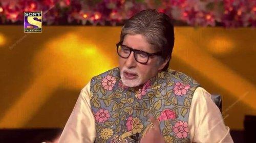 Kaun Banega Crorepati 13: Amitabh Bachchan tells aspiring IAS officer 'pakadiyega mat', watch his reply