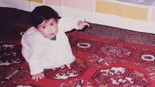 Rhea Chakraborty shares childhood pic and talks about 'weathering a storm': 'Who knew I would learn to fly'