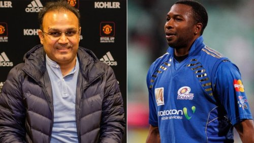 'He reminds us of a young Kieron Pollard': Virender Sehwag backs Indian youngster to score T20 century