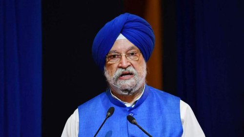 If left unchecked, crude oil prices will hit global economic recovery: Hardeep Singh Puri