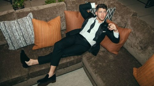 Nick Jonas reveals he has a sex playlist but none of the songs are his: 'It's important to have a good playlist'