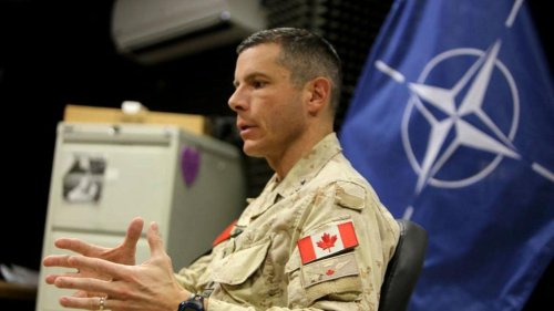 Top military official responsible for Canadian vaccination programme fired