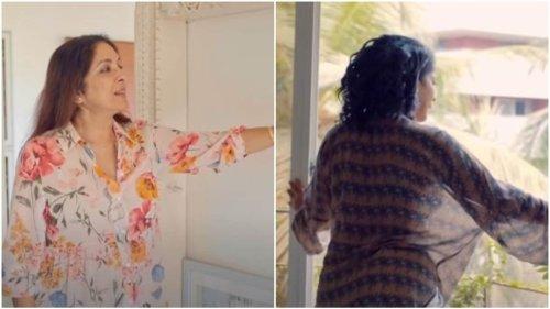 Step inside Masaba and Neena Gupta's minimalist Mumbai home near the beach, with special nooks and relaxing balcony