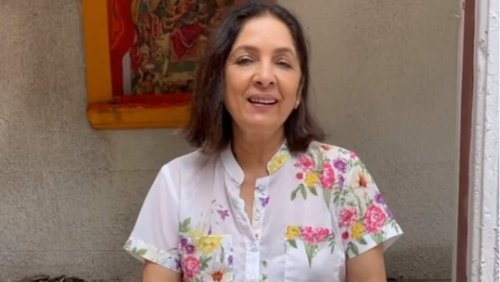 Neena Gupta says she took up 'rubbish work' in films for money: 'One film comes a lot on TV and I cringe'
