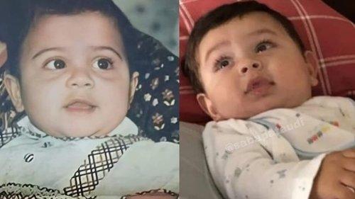 Saba Ali Khan says she resembles Saif Ali Khan-Kareena Kapoor's son Jehangir, shares new photo of him. Fans are divided