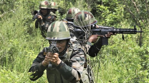 Indian Army guns down six LeT terrorists in Rajouri jungles, fire-fight on