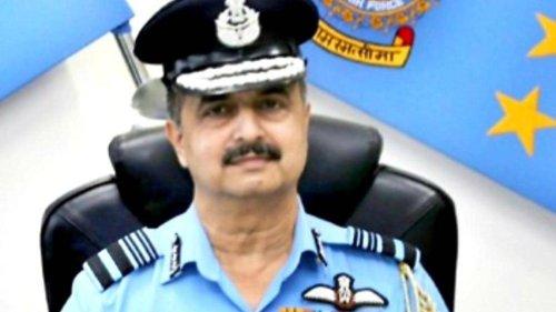 Air Marshal Vivek Chaudhari is next IAF chief, says govt; to take over on 30 Sept