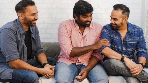 Vijay Sethupathi begins shooting for upcoming Hindi web series with Raj and DK, see pic