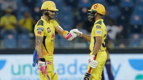 IPL 2021 final: CSK openers Gaikwad, du Plessis join elite list featuring Virat Kohli, Chris Gayle and AB de Villiers