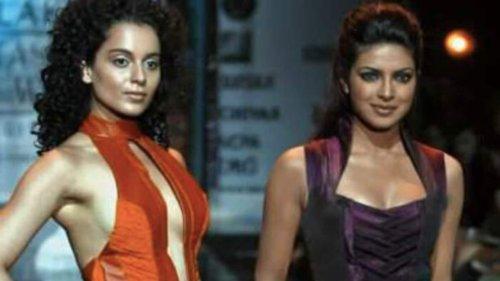 Friendship Day: How Kangana Ranaut went from being starstruck by Priyanka Chopra to calling her 'secular puppy'