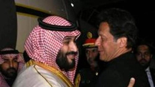 Pakistan, Saudi Arabia and the Night of Power