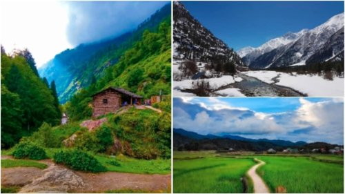 Photos: Most beautiful villages in India you need to visit