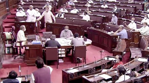 Parliament LIVE: Finance minister to move Tribunals Reforms Bill in Lok Sabha