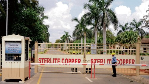 ISRO team at Sterlite Copper plant to help fix snag affecting oxygen production