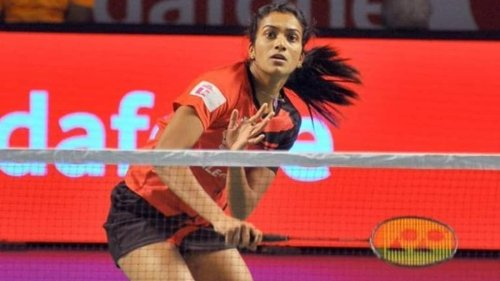 PV Sindhu flaunts Olympic rings on her nails ahead of Tokyo 2020