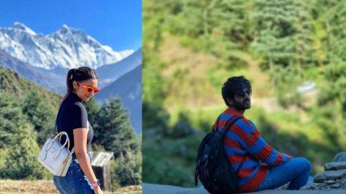 Kartik Aaryan copies Parineeti Chopra's poses, blames her instead