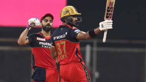 'Tell me that after you get to the first one': Kohli reveals conversation when Padikkal was nearing century