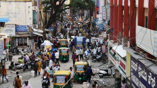 Bengaluru police extend Covid curbs despite a dip in daily cases
